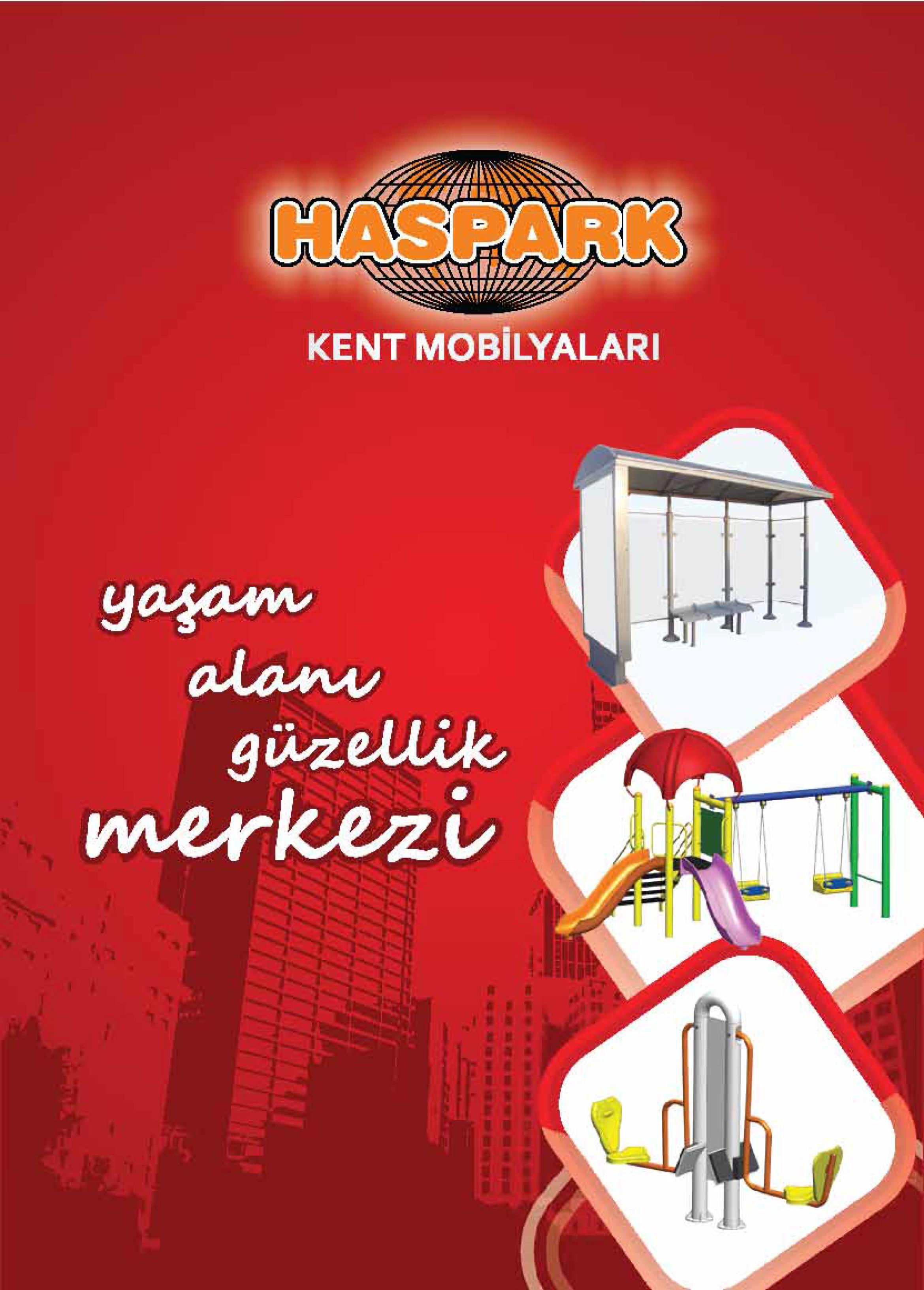 Haspark  E-Katalog