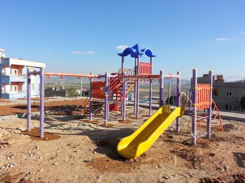 Haspark Kent Mobilyaları ve Çocuk Oyun Grupları - Neler Yaptık