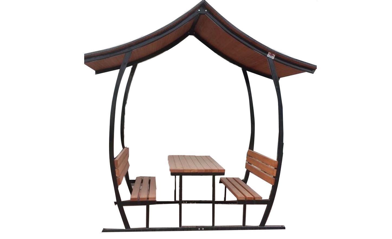Japon Çatı Piknik Masası