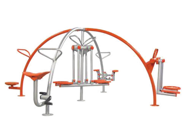 Step - Twist - Bisiklet - Makas - İkili Yürüyüş - HP - ÇF2